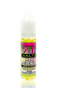 Lemon Merengue Pie with a Blueberry Waffle crust flavored Salt based eliquid available in 25mg or 45mg.